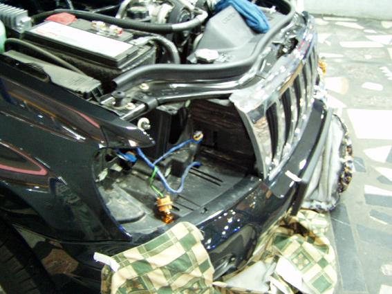 关于大切诺基的氙气灯的改装 汽车影音网论坛 汽车音响改装升级 汽车高清图片