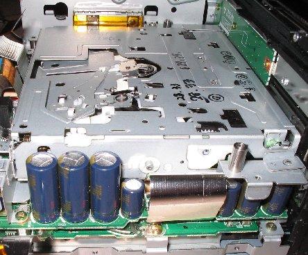 请问哪位知道这台三菱的NR VZ800MCD音响接口怎样接 音响维修 汽高清图片
