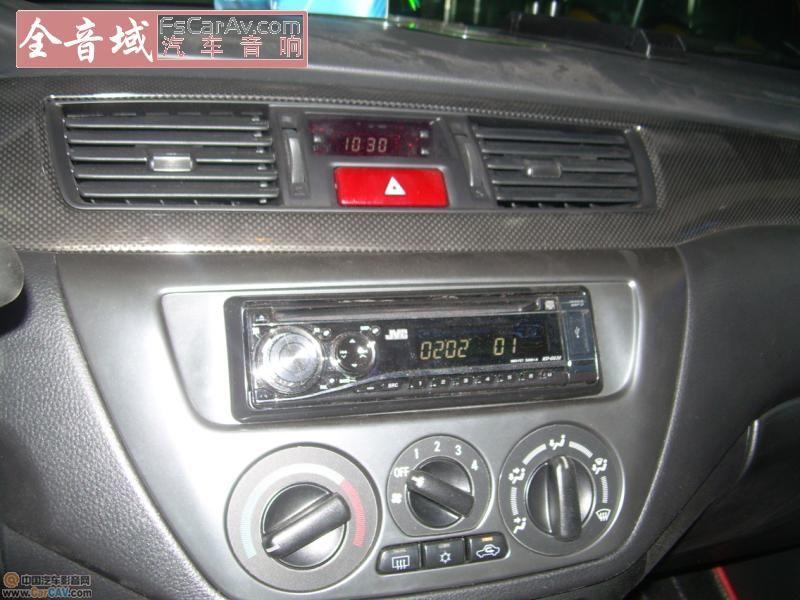 佛山全音域汽车音响 三菱Evolution汽车音响改装欧迪臣audison 2高清图片