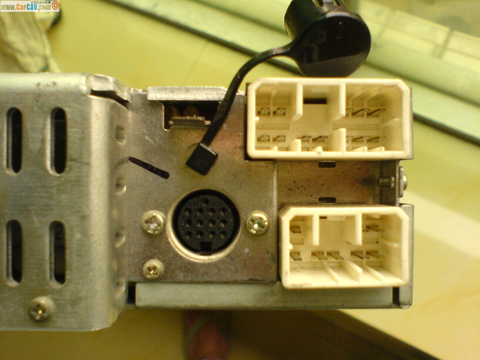 请教朋友,这台是什么机 怎样接的线 音响维修 汽车影音网论坛 汽车音高清图片