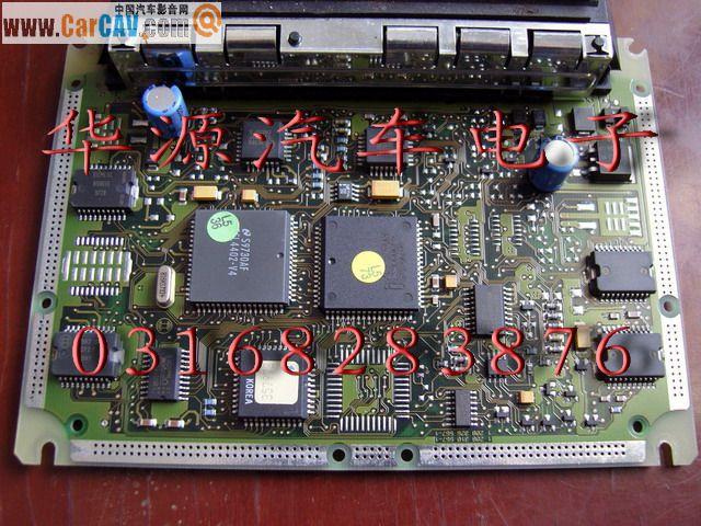 出新款帕萨特b5发动机电脑板 高清图片