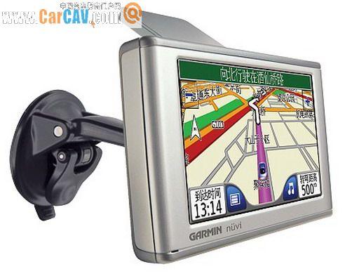 中国GPS汽车导航步入宽屏时代