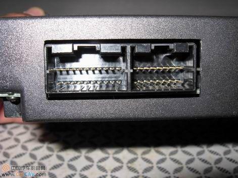 吉利美人豹原车空调控制器 跳蚤市场 高清图片