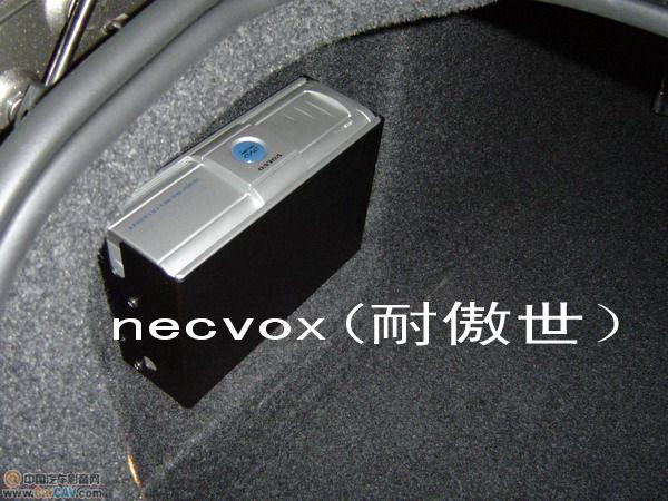 沃尔沃S80 欧版 音响改装方案