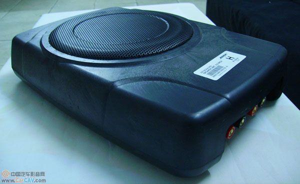 请问这个bose超薄无源低音炮如何选择功放和接线高清图片