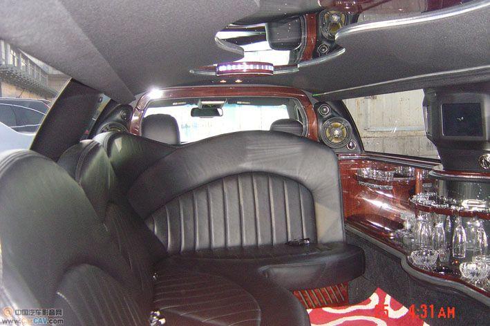 上海澳达行汽车音响 加长林肯音响改装升级喜力士 TBS DLS高清图片