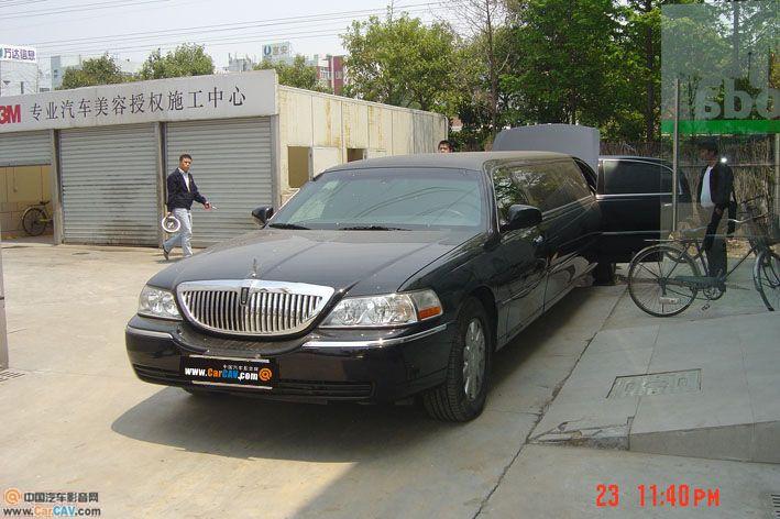 上海澳达行汽车音响 加长林肯音响改装升级喜力士 TBS DLS 2高清图片