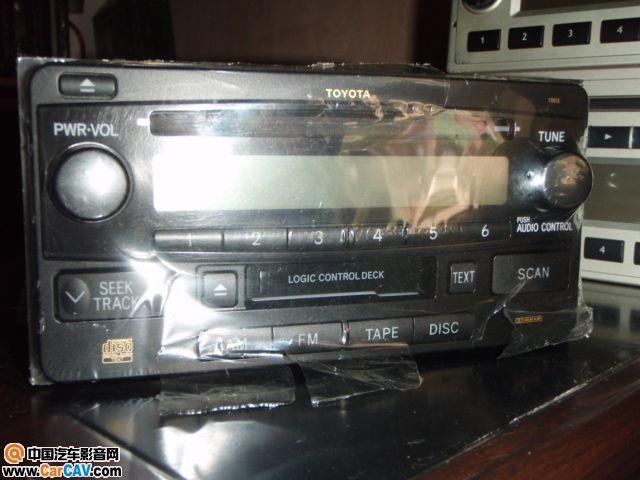 急求丰田威驰单碟cd 卡带高清图片