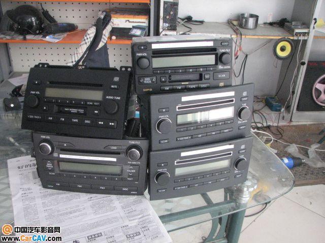 出售丰田CD机高清图片