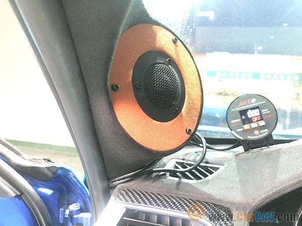 以品质打动一颗热爱音响的心,宝马3系音响升级日