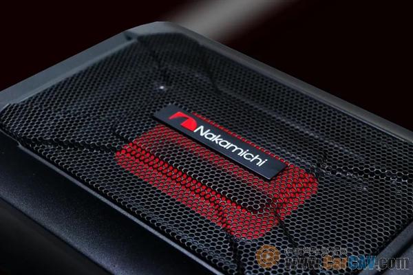 常态低频和大动态爆发 Nakamichi NBF618S 6x8寸超薄有源低音解析