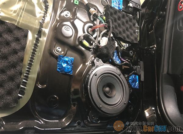 妃仕NP-F13ex全频喇叭搭配RE50HI功放,丰田皇冠赢了