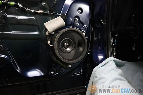 无损换装,纯粹音质,丰田RAV4-PHV升级声丽创音专
