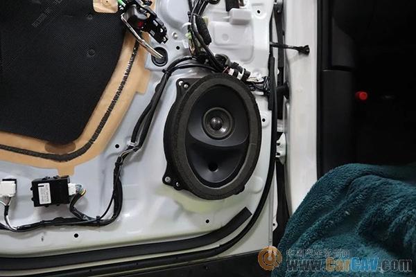 打造舒适移动空间,丰田30系埃尔法音响升级声丽创音