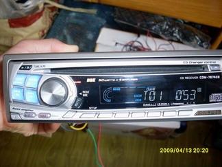 求二手阿尔派CD机 求购音响 汽车影音网论坛 汽车音响改装升级 汽车高清图片