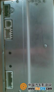 求日产骊威车cd机大连松下型号cq jn87c0ad接线图 高清图片