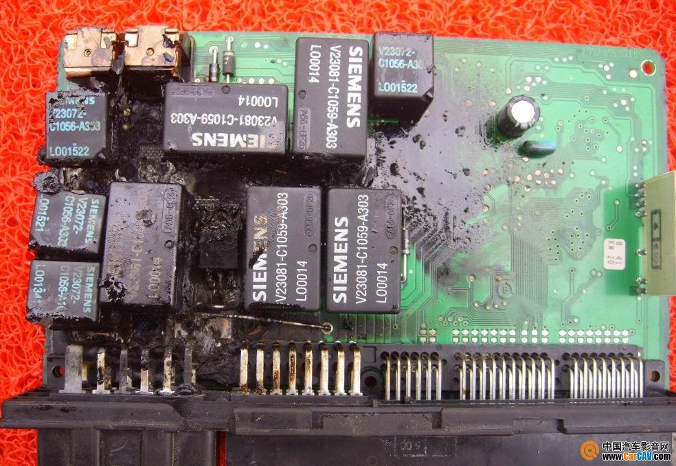 求购老款奥迪A6 坐位下面的 舒适电脑 求购音响 汽车影音网论坛 汽车高清图片