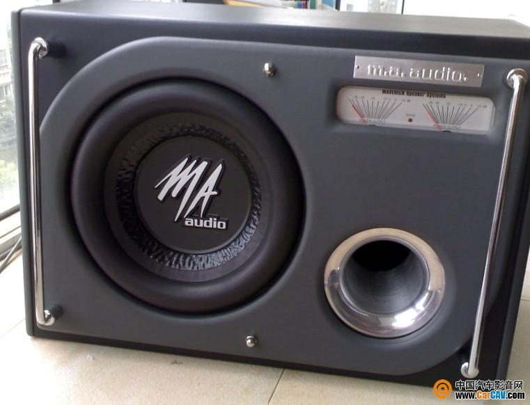 出MA 10寸无源低音箱高清图片