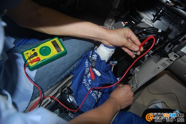11款凯美瑞原车自带摄像头改装dvd导航 原车屏升级 高清图片