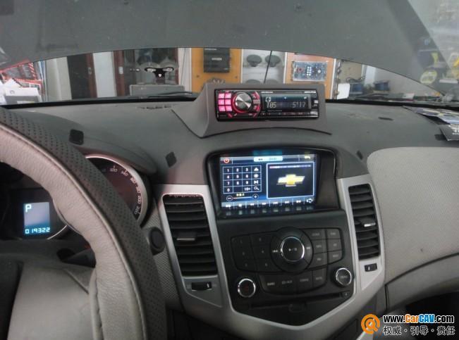 陕西车神汽车音响 雪佛兰科鲁兹汽车音响发烧改装美国DB 5高清图片