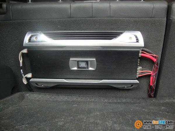 无锡精锋汽车音响 雪佛兰科帕奇汽车音响重磅改装魔立方 5高清图片