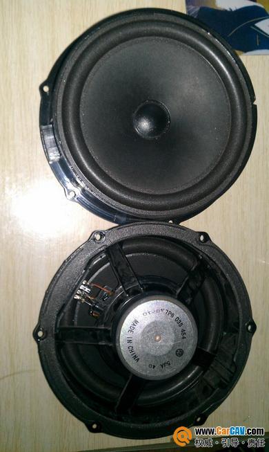 南宁百老汇汽车音响 大众途锐音响改装阿尔派h800 2 高清图片