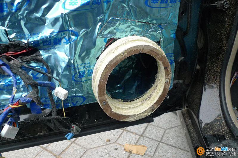 成都金邦雪佛兰景程汽车音响改装洛克案例分享 3高清图片