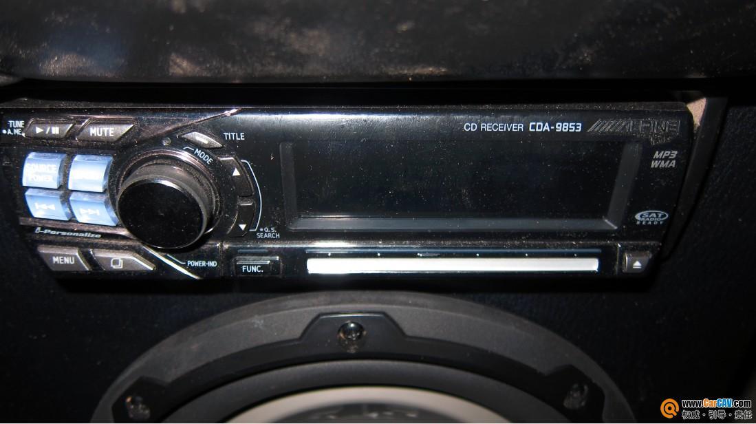 烟台华日汽车音响 别克GL8双低音震撼登场高清图片
