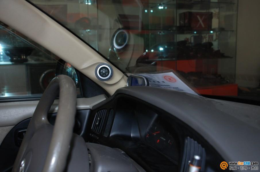 北京乐行者汽车音响 现代伊兰特汽车音响改装升级金凤凰音响高清图片