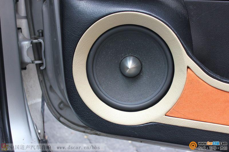 重庆道声 标致307汽车音响升级展示HI END顶级配置狮王风范 3高清图片