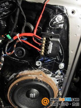 成都锐驰汽车音响 大众途观汽车音响改装升级摩雷玛仕舞图片
