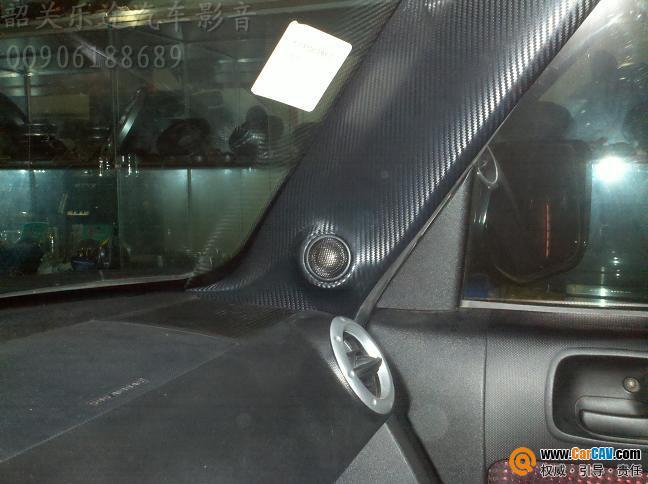 韶关乐途汽车音响 长城哈弗M2音响改装升级JBL 5