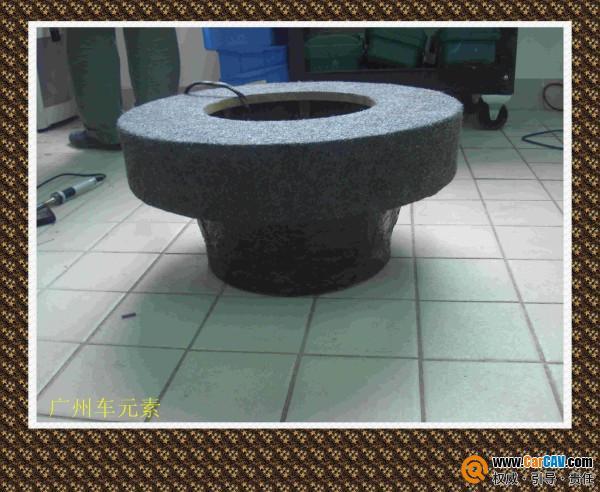 广州车元素 欧宝欧美佳汽车音响改装升级曼琴 2高清图片