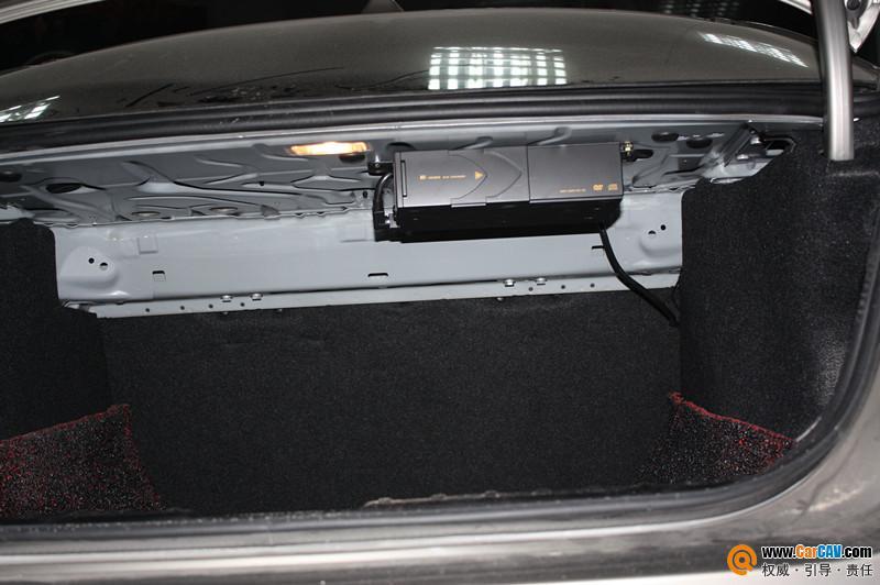 武汉沃尔卡汽车音响 宝马523Li音响改装无损升级零点 3高清图片