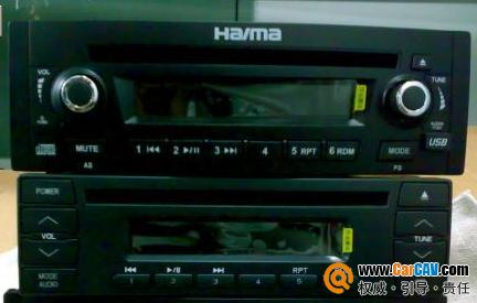 海马福仕达原车cd机 如图高清图片