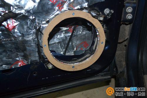 郑州郑港汽车音响 别克GL8音响改装升级全套霸克高清图片