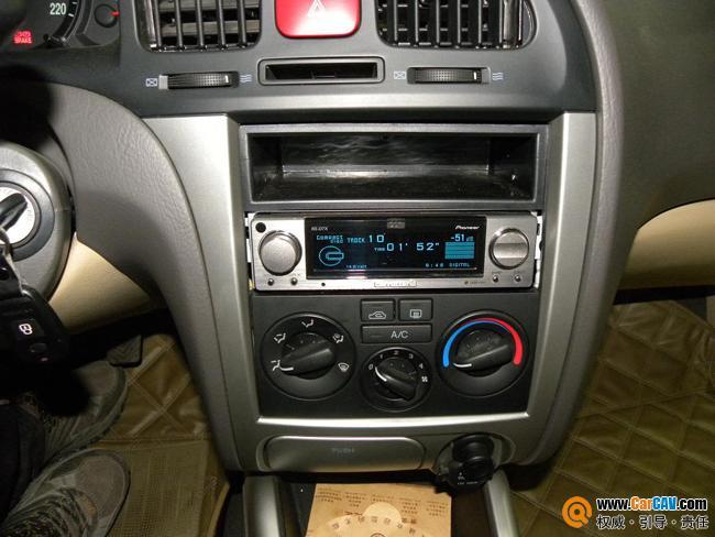 现代伊兰特汽车音响改装TEC系列音响高清图片