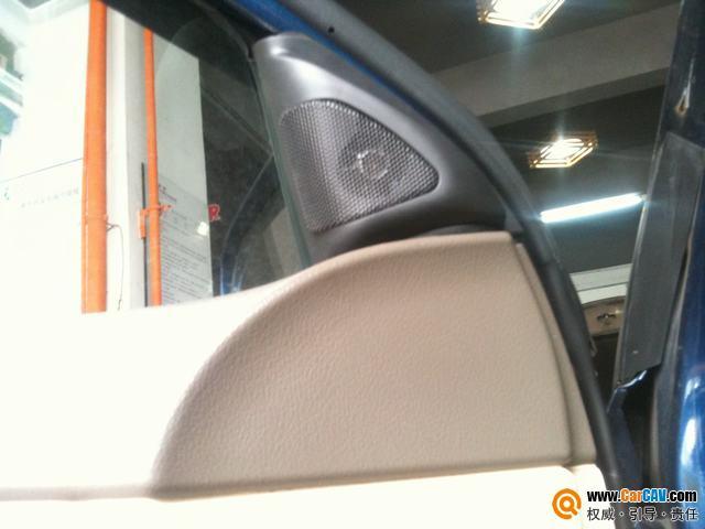 长沙城市乐酷汽车音响 比亚迪F3音响改装升级雷贝琴 3