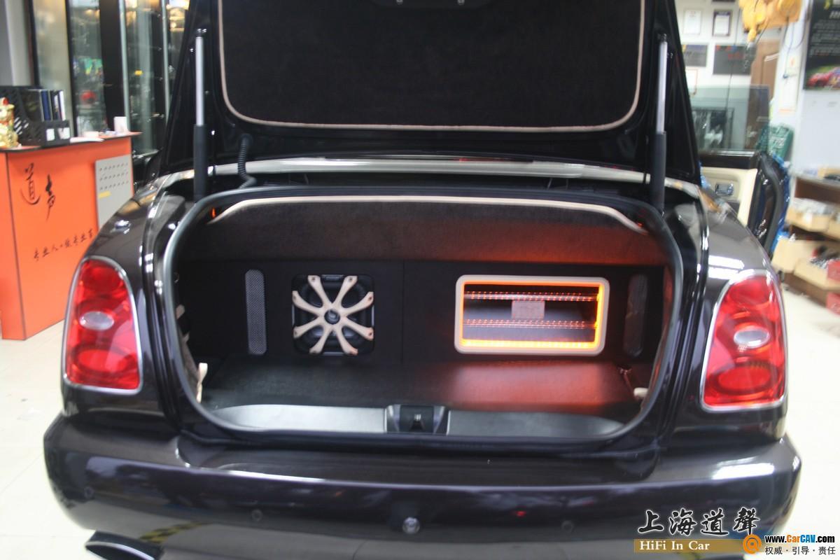 汽车音响改装 汽车影音 音响升级 汽车隔音高清图片