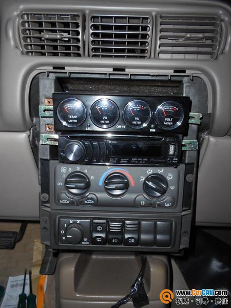 老别克GL8音响升级改装DLS,惠威,来福,JBL 汽车影音网论坛 汽车高清图片