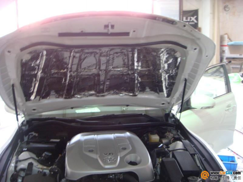 福州道声汽车音响 丰田锐志汽车音响黑白两色改装喜力士 2高清图片
