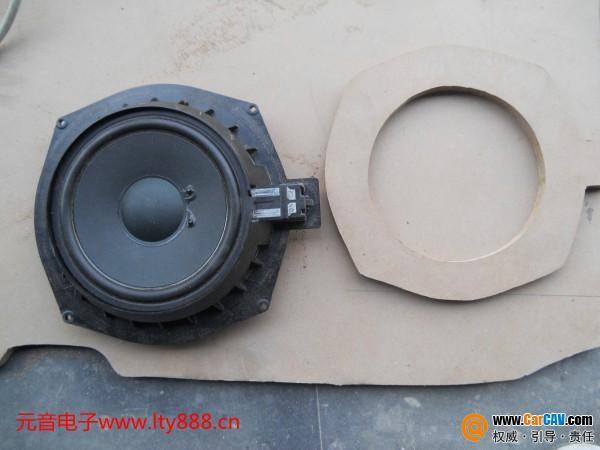 成都元音汽车音响 宝马523LI音响改装升级摩雷三分频 3高清图片