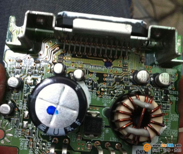 雷傲的BOSE低音炮应该怎么接线 音响维修 汽车影音网论坛 汽车音高清图片
