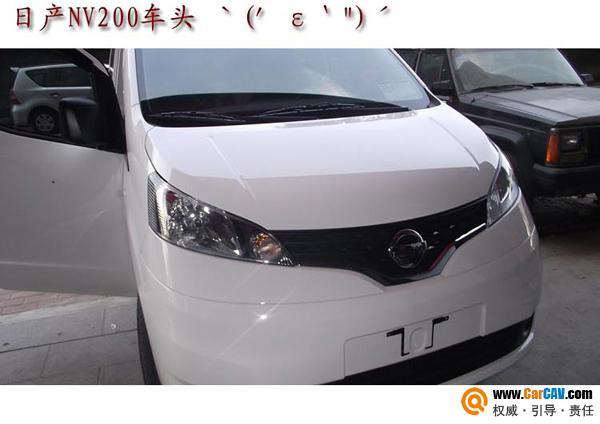 的nv200采用与东风日产骐达相同的hr16de 1.6l汽油发动机.   高清图片