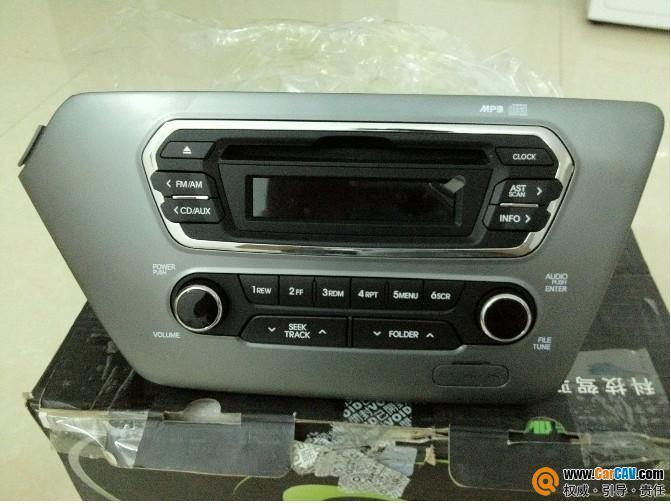 2 CD 的前装饰板 汽车影音网论坛 汽车音响改装升级 汽车导航论坛 高清图片