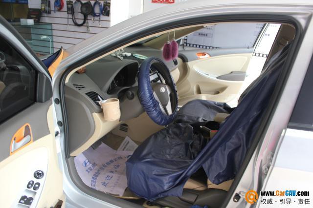 重庆久声汽车影音 现代瑞纳音响改装雷贝琴高清图片