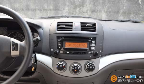 重庆久声汽车影音 长安悦翔汽车音响改装导航安装高清图片
