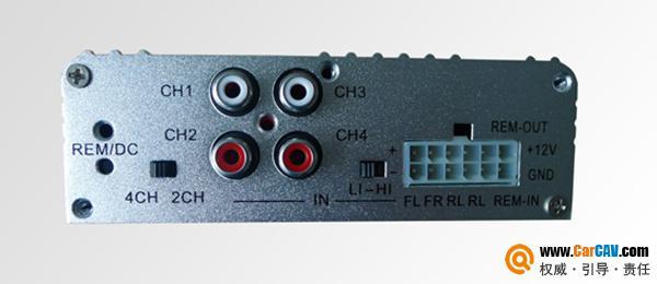 汽车音响DSP之争 卡莱DSP 4.0软硬兼施
