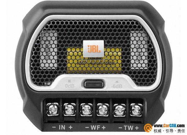 主机就能直接推的进口汽车音响系列 美国jbl gto608c高清图片
