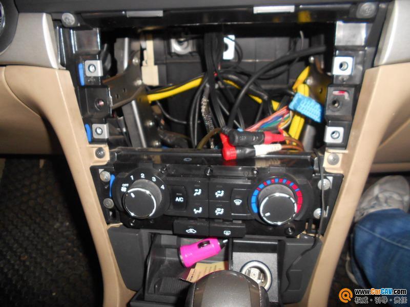 雪佛兰景程汽车音响超值改装 1980有喇叭 功放 低音炮 隔音 线材包安高清图片